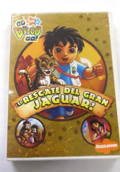 Go Diego Go El Rescate Del Gran Jaguar