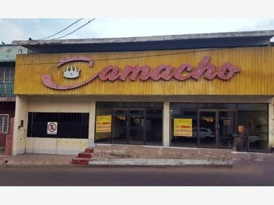 Local Comercial En Venta Centro Zona Privilegiada Sobre Avenida Principal 508m2