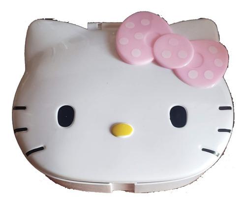 Alhajero Joyero Caja Hello Kitty Con Espejo