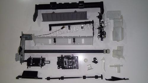 Imagem 1 de 4 de Kit Engrenagens Tração Hp 1515 1516 2545 2546 Frete Barato
