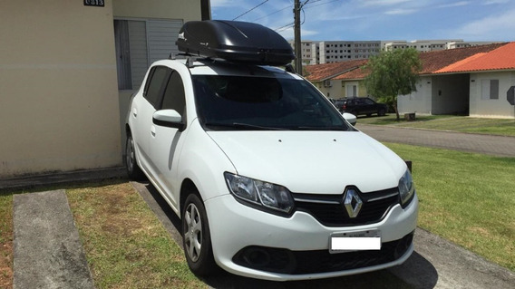 Renault Sandero 2015 Flex 1.6 Expression Hi-power Única Dona