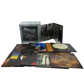 Box Colection Judas Priest 19 Cd