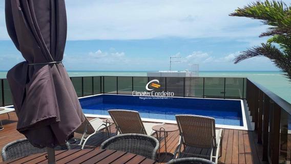 Qualidade De Vida A Beira-mar De Areia Dourada - Ap2604