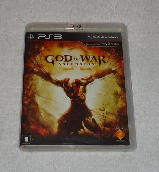 God Of War Ascension Ps3 Portugues * Leia