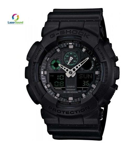 Relógio Casio G-shock Masculino Gd-120cm-8dr C/ Garantia