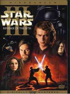Dvd Star Wars Episodio 3 La Venganza De Los Sith- 20th
