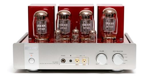 Amplificador Valvular Triode Corp Trv-88ser Japan Emd-audio