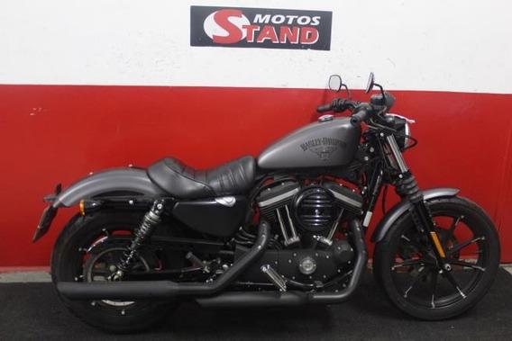 Harley Davidson Sportster Xl 883 N Iron 2018 Preta Preto