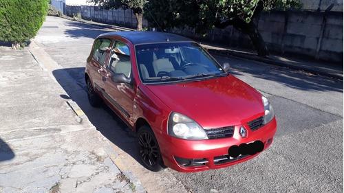 Imagem 1 de 6 de Renault Clio 2010 1.0 16v Campus Hi-flex 3p