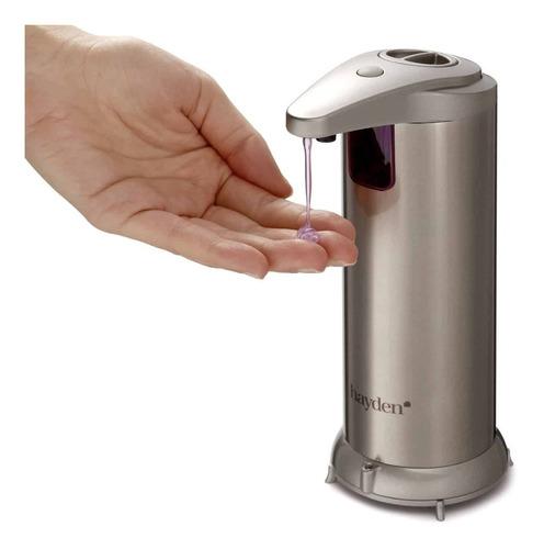 Dispenser Automático Jabón Liquido Detergente 250ml Smart