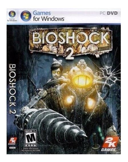 Jogo Para Pc Bioshick 2 Com Jogo On-line Mídia Física A6577