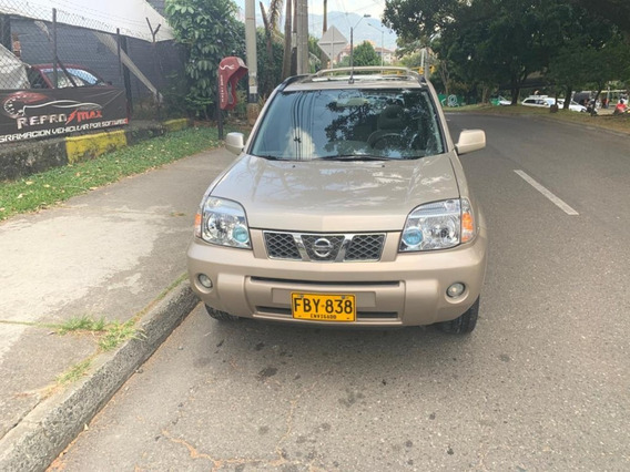 Nissan X-trail Full Disel 4×4 2005
