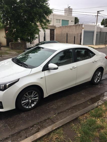 Toyota Corolla Se-g Cvt 2017