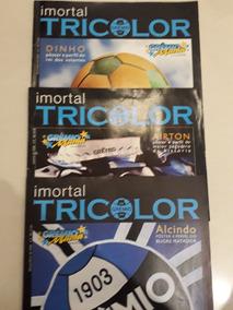 Revista Grêmio- Imortal Tricolor- Kit Com 3 Revistas