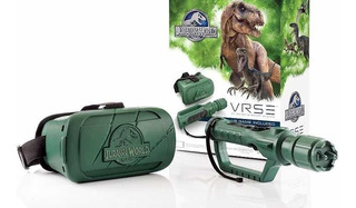 Lentes Realidad Virtual Jurassic World Vrse Video