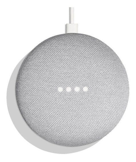 Google Home Mini Assistente Caixa De Som Wi-fi Ga00210-us