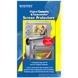 Quantaray Protector De Pantalla Digital 15-pack