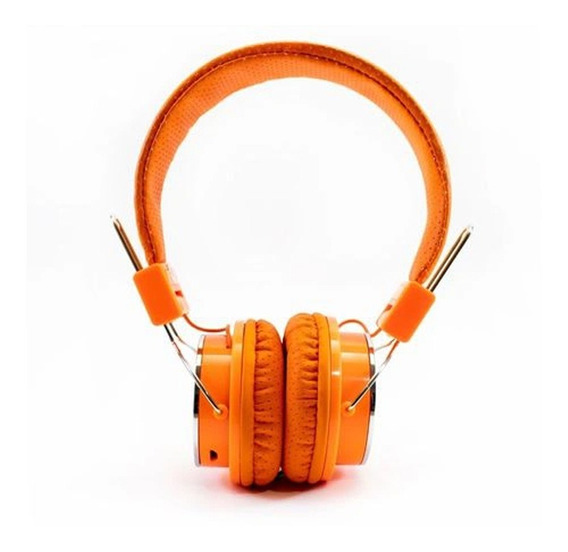 Fone De Ouvido Headphone Sem Fio Bluetooth Micro Sd Fm Usb
