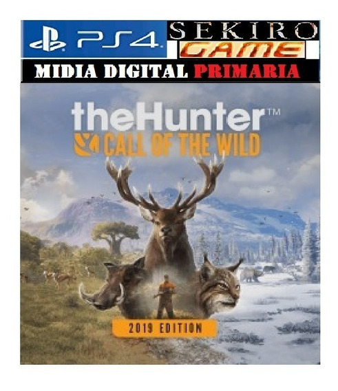 The Hunter: Call Of The Wild 2019 Edition Ps4 Original 1