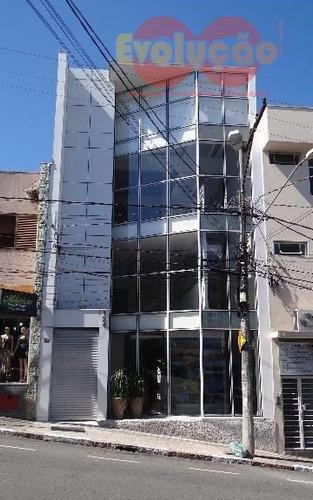 Imagem 1 de 4 de Salão Comercial Para Venda E Locação, Centro, Itatiba - Sl0027. - Sl0027