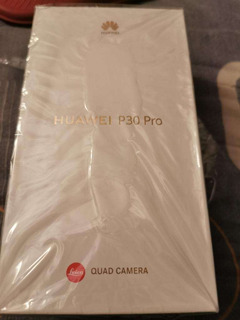 Huawei P30 Pro 256gb 8gb Ram Totalmente Nuevos Sellados