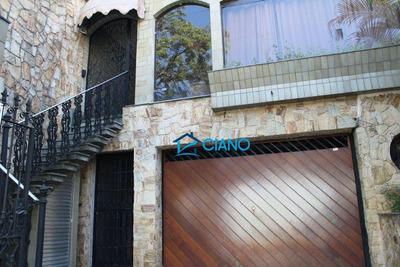 Sobrado Com 4 Dormitórios À Venda, 425 M² Por R$ 1.950.000 - Parque Da Mooca - São Paulo/sp - So0257