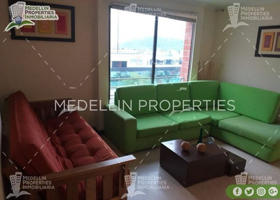 Económico Alojamiento Amoblado En Medellín Cód: 4076
