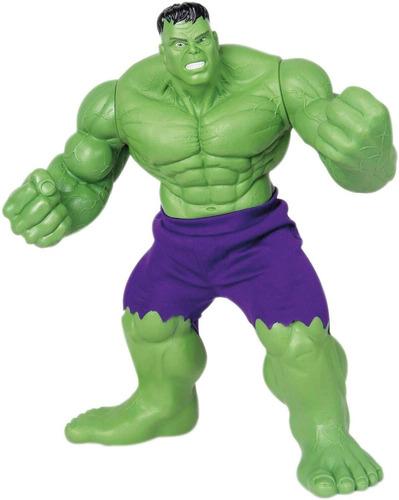 Boneco Articulado Marvel Comics Hulk Verde 45 Cm 551 - Mimo