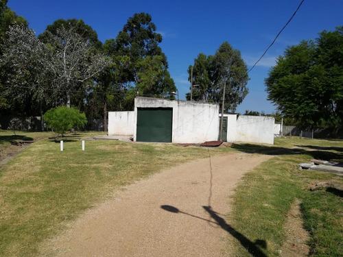Imagen 1 de 14 de Casa Punta Rieles 3 Dormitorios Jardin Y Parrillero