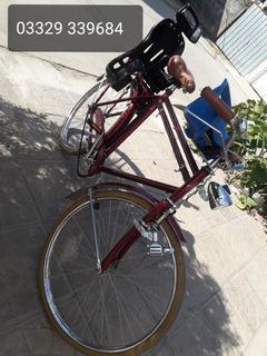 Bicicleta Tipo Inglesa