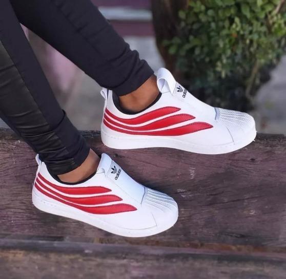 Slip On adidas Sobakov ~* Feminino