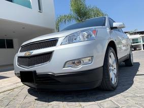 Chevrolet Traverse Paquete B Quema Cocos Dvd 2012