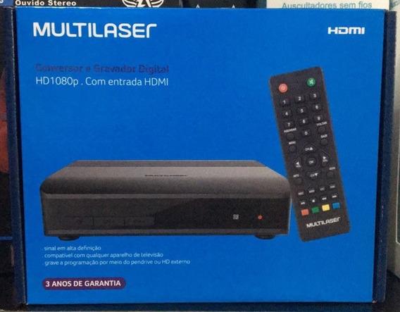 Conversor Multilaser Hd1080p