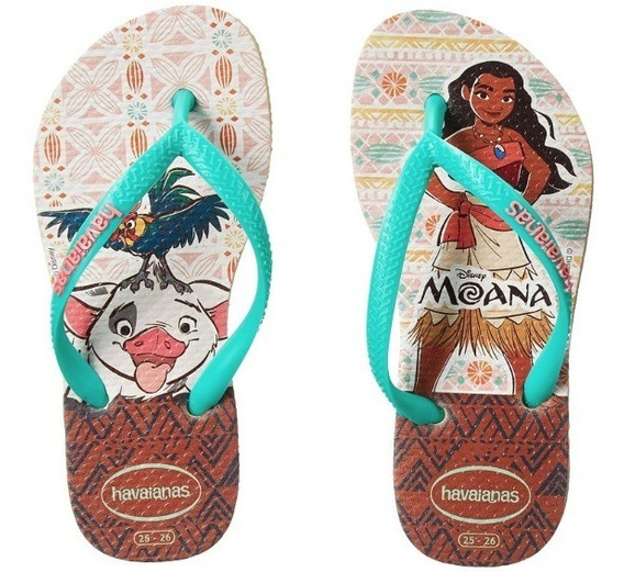 Chinelo Fem Infantil Havaianas Kids Meninas
