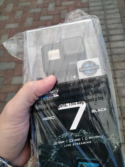 Câmera Digital Gopro Hero 7 Black Com 12 Mp, Gravação Em 4k