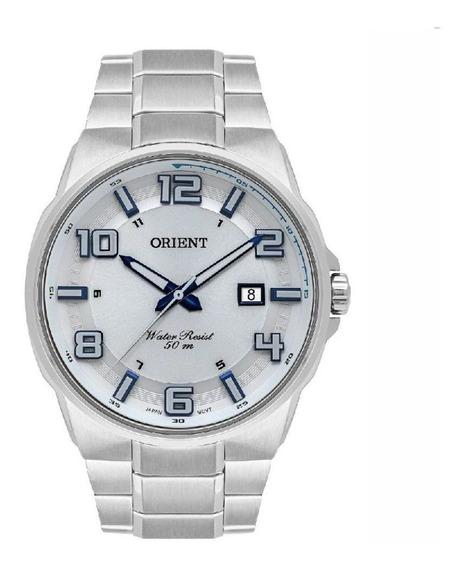 Relógio Orient Mbss1366-s2sx - Prata