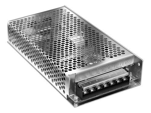 Imagen 1 de 5 de Fuente Switching Metalica Interior 100w 8.5a 12v - S-100-12