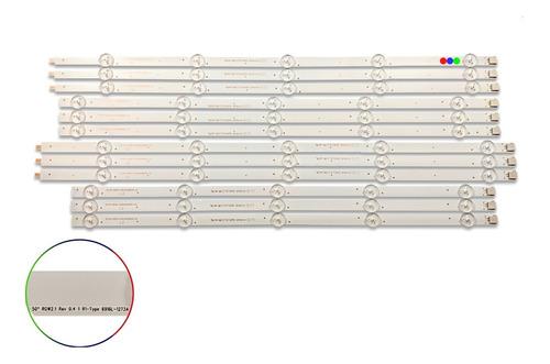 Kit Leds LG 50ln5700 50ln5710 50ln5750 50la6205 - Alum, Nvo