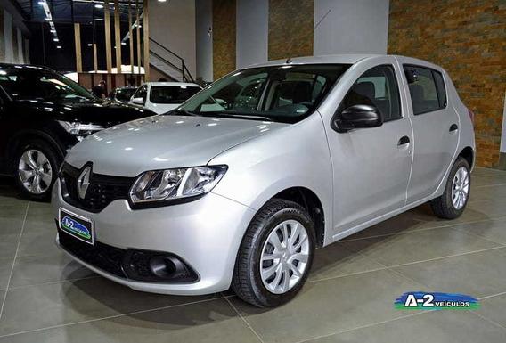 Renault Sandero 1.0 12v Sce Flex Authentique Manual 201