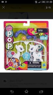 My Little Pony Rarity Pop Art