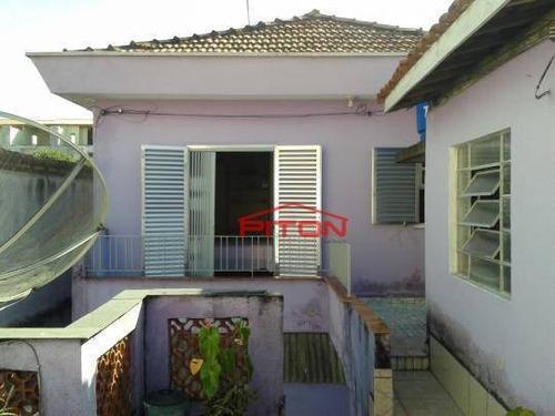 Imagem 1 de 15 de Casa Com 4 Dormitórios À Venda, 196 M² Por R$ 850.000,00 - Vila Esperança - São Paulo/sp - Ca0354