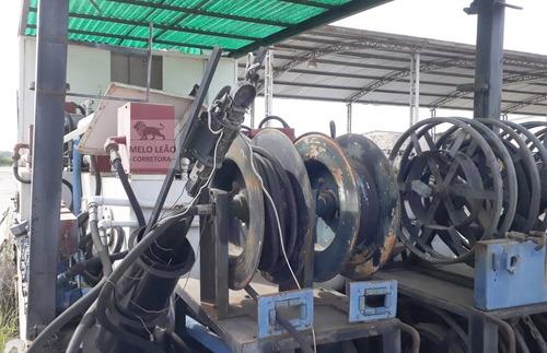 Comboio Lubrificante C/ Filtro Purgador Sadoul Modelo Eac20