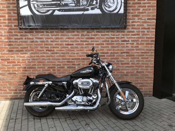 Harley Davidson Xl 1200 Custom 2012 Impecável