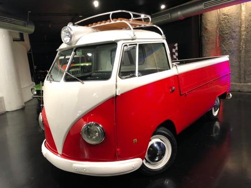 Imagen 1 de 14 de Volkswagen Combi Pickup 1956