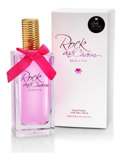 Perfume Femenino Rock And Charm Con Feromonas