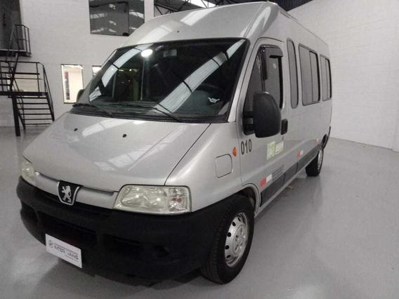 Peugeot Boxer Minibus Teto Alto Executiva Único Dono