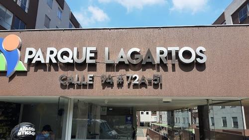 Apartamento En Arriendo Parque  Los Lagartos 675-1989