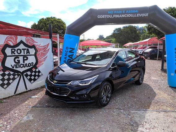 Chevrolet Cruze 1.4 Turbo Ltz Ii 16v Flex Automático - 2019