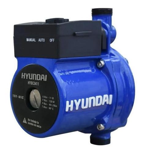 Imagen 1 de 3 de Hyp120 Bomba Hyundai Presurizadora 0,16 Hp Garantia 1 Año Ki