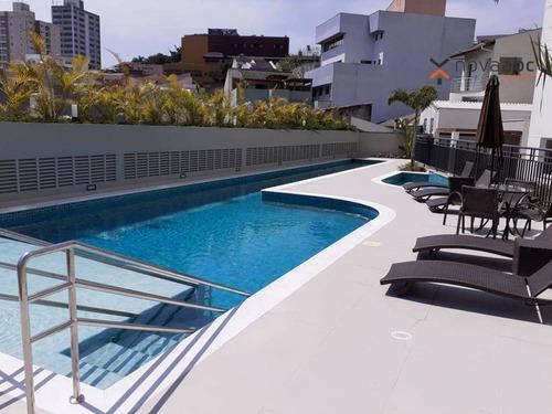 Apartamento À Venda, 76 M² Por R$ 420.000,00 - Vila Floresta - Santo André/sp - Ap1017